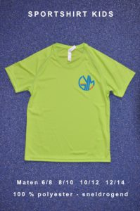 Sportshirt kids website