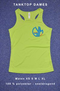 Tanktop dames website